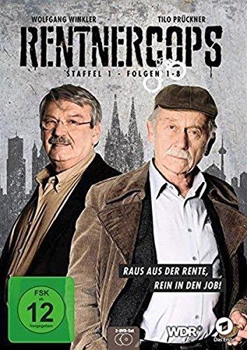 Die Rentnercops - Jeder Tag zählt! - Staffel 1 (2 DVDs)
