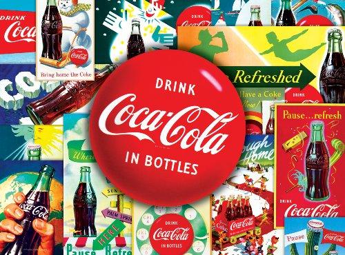 Preisvergleich Produktbild Buffalo Games Coca-Cola: Pause and Refresh - 1000 Piece Jigsaw Puzzle by Buffalo Games