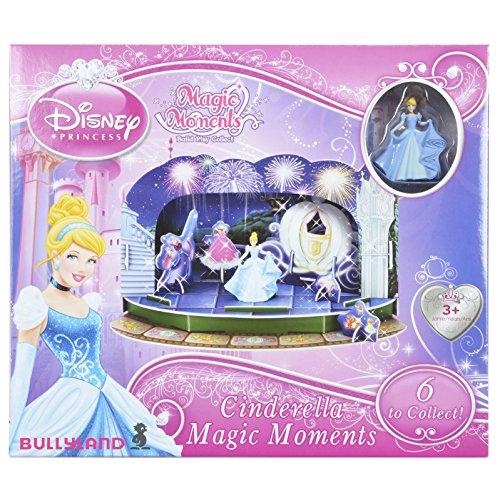Bullyland 11904 - Walt Disney Cinderella Magic Moments, Spielset, ca. 19,5 x 11,3 x 11 cm -