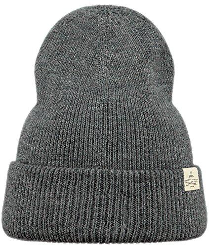 Barts Kinabalu berretto in maglia Donna melange scuro Taglia unica