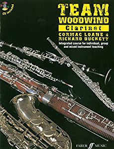 Team Woodwind Clarinet (Includes CD) - Sheet Music, CD