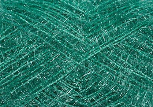 Plush NEUHEIT !!! 50g Rico Design Creative Bubble - Farbe 09 - grün - das innovatives Schwammgarn -