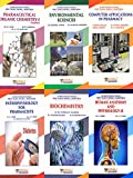First Year Diploma In Pharmacy Textbooks SEM-II (As per PCI: Set of 6 Books)