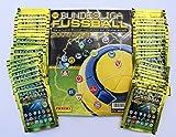 Panini Bundesliga 2007/2008 Leeralbum + 50 Tüten mit je 6 Stickern