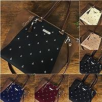 Handtasche von ZwillingsZwirn *Hydrilla* Gr. L, Ankertasche, Valentinstag, Valentinsgeschenk