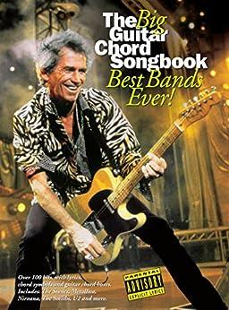 Big Guitar Chord Songbook: Best Bands Ever! [Lyrics & Chords] par [Various]