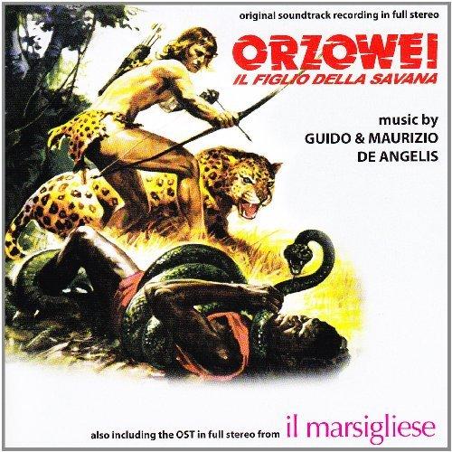 Orzowei, Il Figlio Della Savana and Il Marsigliese (2013-04-26)