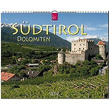 SÜDTIROL - DOLOMITEN - Original Stürtz-Kalender 2017 - Großformat-Kalender 60 x 48 cm
