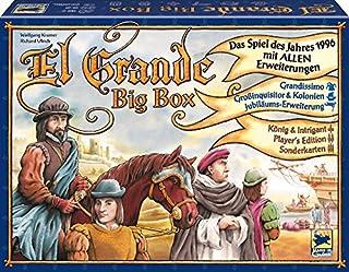 Schmidt Spiele El Grande Big Box (B00QVB6HWC) | Amazon price tracker / tracking, Amazon price history charts, Amazon price watches, Amazon price drop alerts
