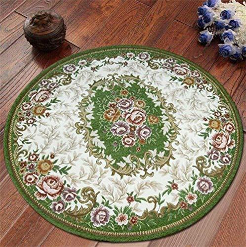 Carpet vuoto lavabile tappeto durevole nordic tappeto rotondo soggiorno hotel lobby camera tappeto tappetino casa quotidiano,diametro-160cm,# 2