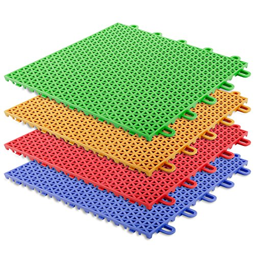Eckstücke Kunststoff Safe & Protect | Stecksystem | 12 Stück (grün)
