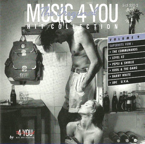 Hit Coll. 9 (CD, 13 Titel, incl. Never Can Say Goodbye, House Arrest, King Without A Crown, How Can We Hang On To A Dream etc.)