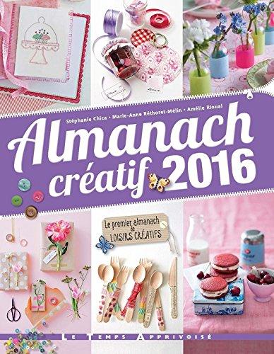Almanach créatif 2016