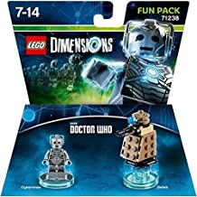 Dr. Who Cyberman Fun Pack - Lego Dimensions by Warner Home Video - Games