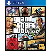 Grand Theft Auto V - [PlayStation 4]