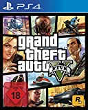 Image of Grand Theft Auto V - [PlayStation 4]