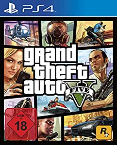 Grand Theft Auto V – [PlayStation 4]
