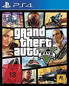 Grand Theft Auto V – [PlayStation 4]