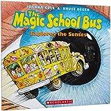 The Magic School Bus Explores the Senses (Magic School Bus (Paperback))