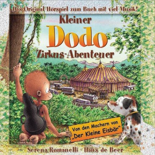 Der kleine Dodo im Zirkuswagen bei Isa und Bella (Abenteuer Belle Kleine)