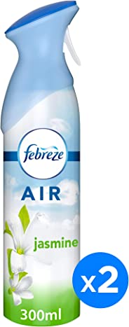 Febreze Jasmine Air Freshener 300 ml Dual Pack @35% off
