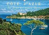 Cote d'Azur - Im Licht der blauen Küste (Wandkalender 2018 DIN A3 quer): Lassen Sie sich bezaubern vom magischen Licht der französischen ... [Kalender] [Apr 01, 2017] Müringer, Christian - Christian Müringer