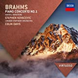 Brahms: Piano Concerto No.1; Haendel Variations