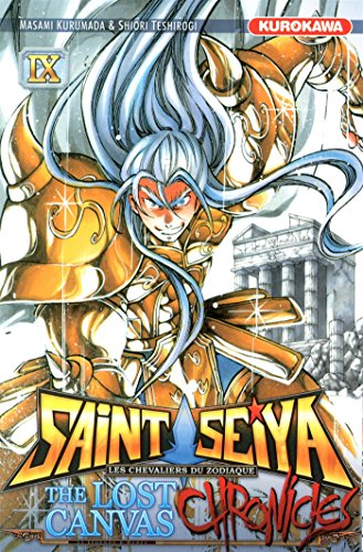 Saint Seiya - The Lost Canvas - Chronicles Vol.9