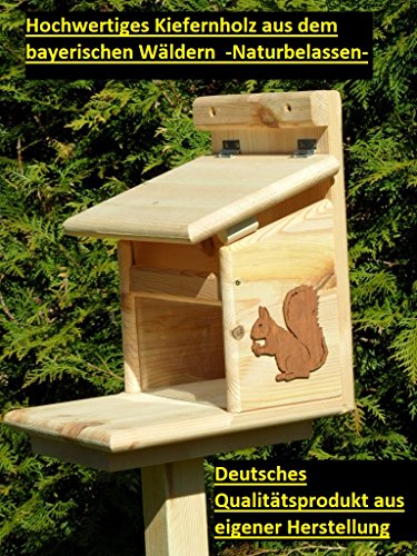 Eichhörnchen Futterstation Bestseller