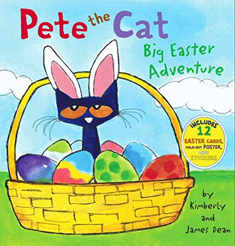 Pete the cat por James Dean