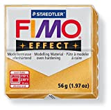 FIMO® effect, Metallicfarben Gold