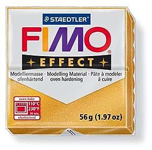FIMO® effect, Metallicfarben Gold
