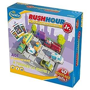 Asmodée - TFRHJ01 - Jeu de réflexion - Rush Hour Junior -  -
