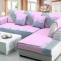 New day®-Antiscivolo cuscino del divano in tessuto moda di alta qualità in combinazione semplice cuscino del divano , 90*160m