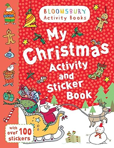 My Christmas Activity and Sticker Book (Holiday Activity and Sticker Books)