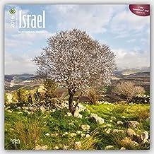 Israel 2016 - 18-Monatskalender mit freier TravelDays-App: Original BrownTrout-Kalender [Mehrsprachig] [Kalender] (Wall-Kalender)