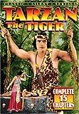 TARZAN THE TIGER - STUMMFILM SERIAL - 15 Kapitel