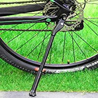 ICOCOPRO Soporte de bicicleta ajustable de aleación de aluminio para bicicletas de 26 a 29 pulgadas