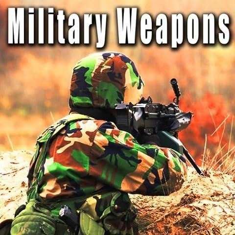 Barrett M82 Rifle Firing Three Shots