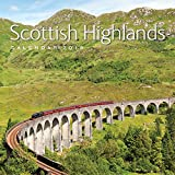 2019 Scotland Calendar - Scottish Highlands