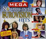 80 Original Eurovision Hits [4cd + DVD]