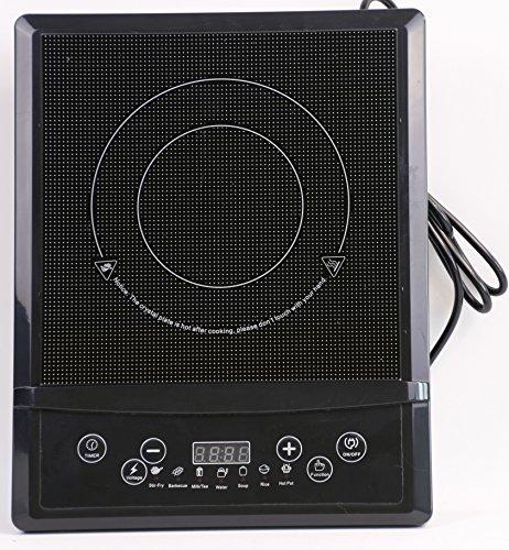 Induktionskochplatte 2000 Watt Induktion Kochplatte Tim… | 04251381994488
