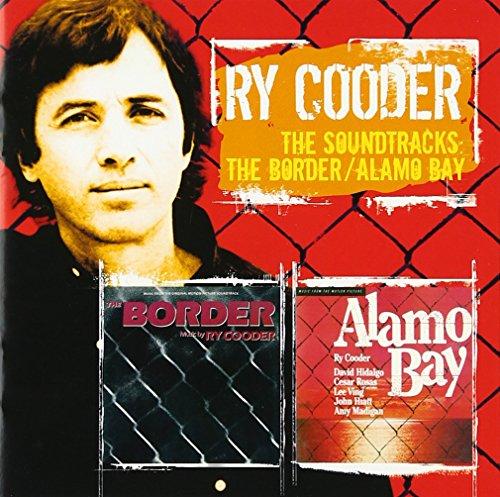Border,The/Alamo Bay (2-For-1) 22 Tracks (Sonic 1 Und 2-soundtrack)