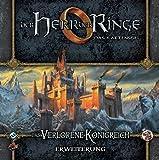 Fantasy Flight Games FFGD2631 Herr der Ringe: LCG - Das verlorene Königreich Kartenspiel