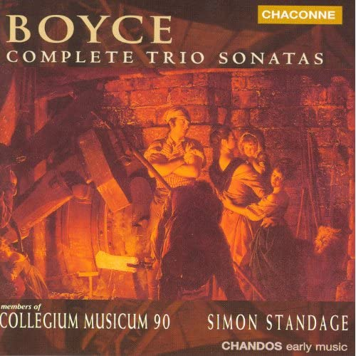 Trio Sonata No. 6 in B-Flat Major: III. Adagio