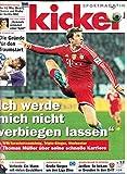 Kicker 12 2016 Thomas Müller Bayern München Verbeek Zeitschrift Magazin Einzelheft Heft Fussball Bundesliga