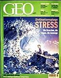 GEO Magazin 2002, Nr. 03 März - Zivilisationsplage Stress, Sahara-Serie Teil 1, Orcas, USA Provinzstadt, Südafrika: Dr. Death, Baumveteranen -