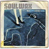 SOULWAX Much Against Everyones Advice (2000 UK 11-track vinyl LP the second album from the alternative electro/rock duo includes the singles Conversation Intercom Saturday and Scream gatefold picture sleeve. The sleeve shows minimal wearand the vinyl...