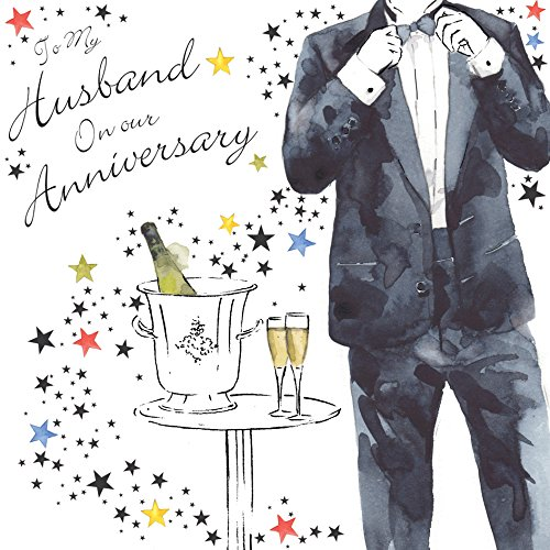 twizler-happy-anniversary-card-for-husband-with-silver-foiling-and-unique-watercolour-effect-anniver