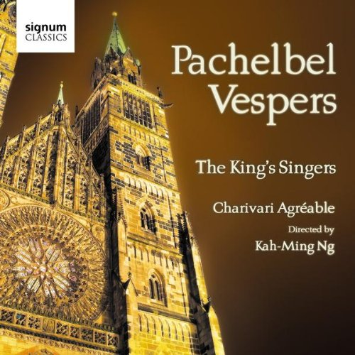 Pachelbel : Vêpres / the King's Singers